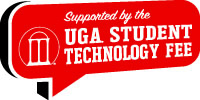 Supported by the UGA Student Technology Fee