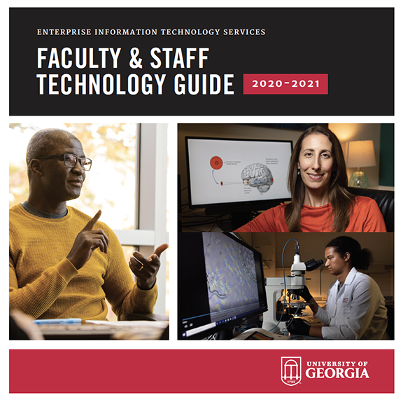 2020 Faculty & Staff Guide