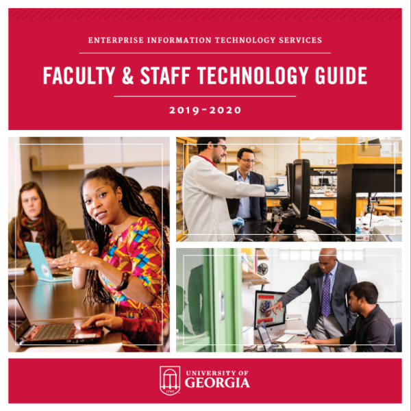 2019 Faculty & Staff Guide